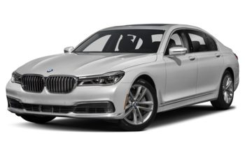 2019 BMW 750 - Mineral White Metallic