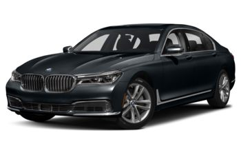 2019 BMW 750 - Carbon Black Metallic