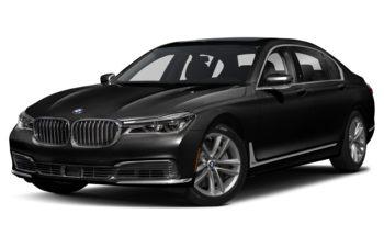 2019 BMW 750 - Black Sapphire Metallic
