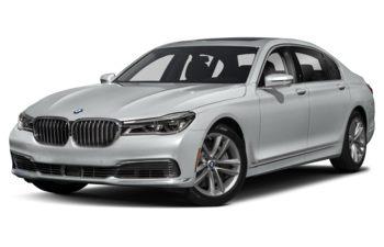 2019 BMW 750 - Glacier Silver Metallic