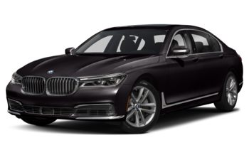 2019 BMW 750 - Ruby Black Metallic