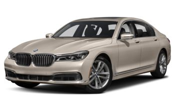 2019 BMW 750 - Moonstone Metallic