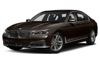 2019 BMW 750 - Almandine Brown Metallic