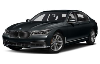2019 BMW 750 - Singapore Grey Metallic
