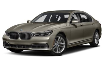 2019 BMW 750 - Magellan Grey Metallic