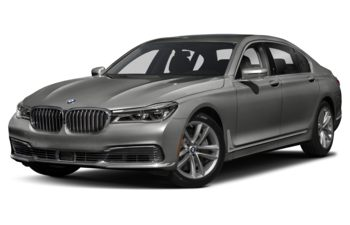 2019 BMW 750 - Fashion Grey