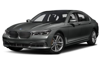 2019 BMW 750 - Frozen Dark Grey