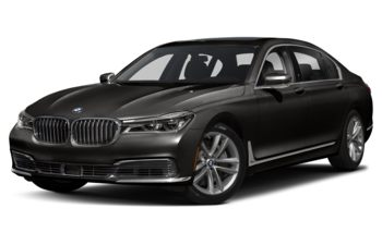 2019 BMW 750 - Frozen Dark Brown
