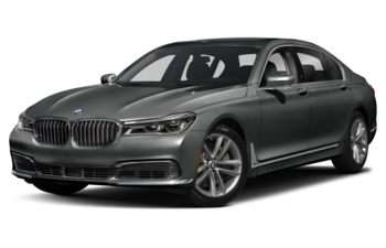 2019 BMW 750 - Frozen Grey