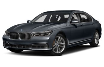 2019 BMW 750 - Frozen Arctic Grey