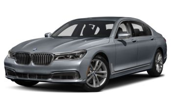 2019 BMW 750 - Pure Metal Silver
