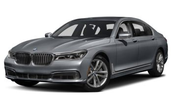 2019 BMW 750 - Nardo Grey