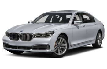 2019 BMW 750 - Frozen Silver Metallic