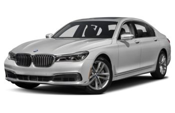 2019 BMW 750 - Frozen Brilliant White