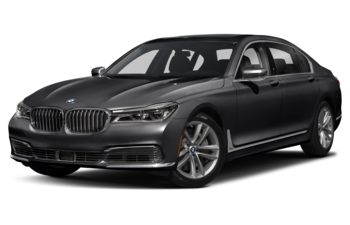 2019 BMW 750 - Grey Black