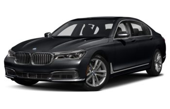 2019 BMW 750 - Frozen Black