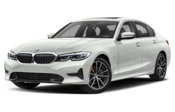 2019 BMW 330 - Alpine White Non-Metallic