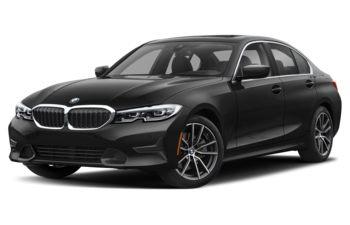 2020 BMW 330 - Black Sapphire Metallic