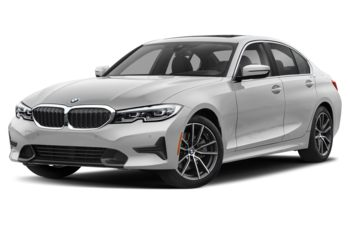 2021 BMW 330 - Mineral White Metallic