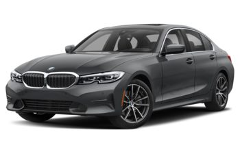 2021 BMW 330 - Mineral Grey Metallic