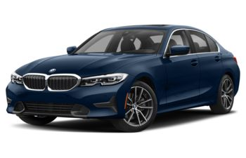2020 BMW 330 - Mediterranean Blue Metallic