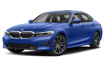 2020 BMW 330 - Portimao Blue Metallic