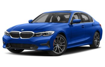 2019 BMW 330 - Tanzanite Blue II Metallic