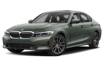 2020 BMW 330 - Blue Ridge Mountain Metallic