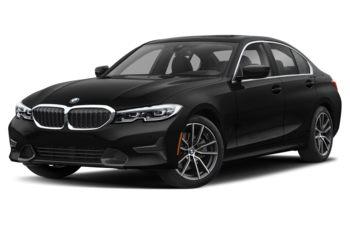 2020 BMW 330 - Citrine Black II Metallic