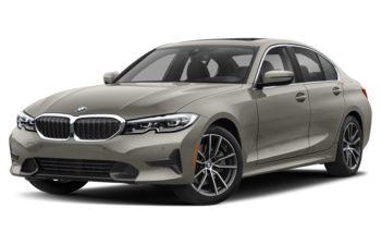 2020 BMW 330 - Oxide Grey II Metallic