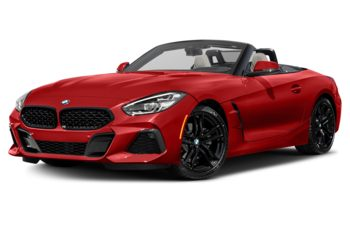 2021 BMW Z4 - San Francisco Red Metallic