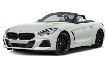 2019 BMW Z4 - Alpine White Non-Metallic
