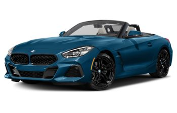 2021 BMW Z4 - Misano Blue Metallic