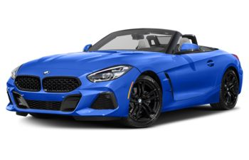 2019 BMW Z4 - Misano Blue Metallic
