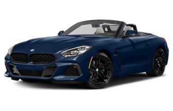 2019 BMW Z4 - Frozen Grey II Metallic