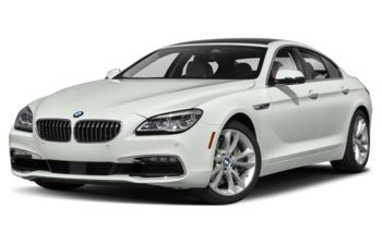 2019 BMW 640 Gran Coupe - Alpine White Non-Metallic