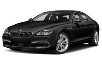 2019 BMW 640 Gran Coupe - Black Sapphire Metallic