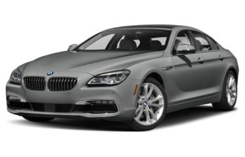 2019 BMW 640 Gran Coupe - Space Grey Metallic