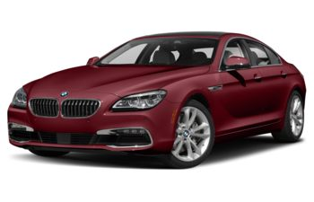 2019 BMW 640 Gran Coupe - Melbourne Red Metallic
