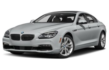 2019 BMW 640 Gran Coupe - Glacier Silver Metallic