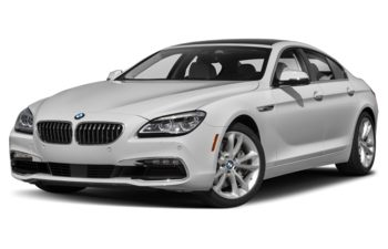 2019 BMW 640 Gran Coupe - Mineral White Metallic