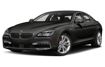 2019 BMW 640 Gran Coupe - Citrin Black Metallic