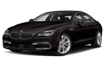 2019 BMW 640 Gran Coupe - Ruby Black Metallic