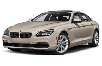 2019 BMW 640 Gran Coupe - Moonstone Metallic
