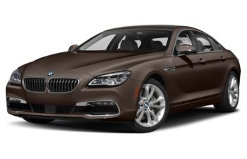 2019 BMW 640 Gran Coupe - Frozen Bronze Metallic