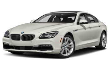 2019 BMW 640 Gran Coupe - Frozen Brilliant White Metallic