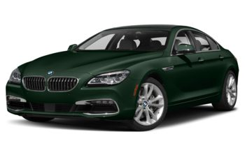 2019 BMW 640 Gran Coupe - British Racing Green