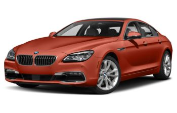 2019 BMW 640 Gran Coupe - Sakhir Orange Metallic