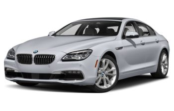 2019 BMW 640 Gran Coupe - Frozen Silver