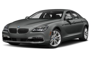 2019 BMW 640 Gran Coupe - Frozen Grey